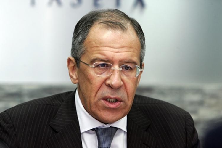Лавров ответил Франции по поводу ее исков к РФ по Сирии
