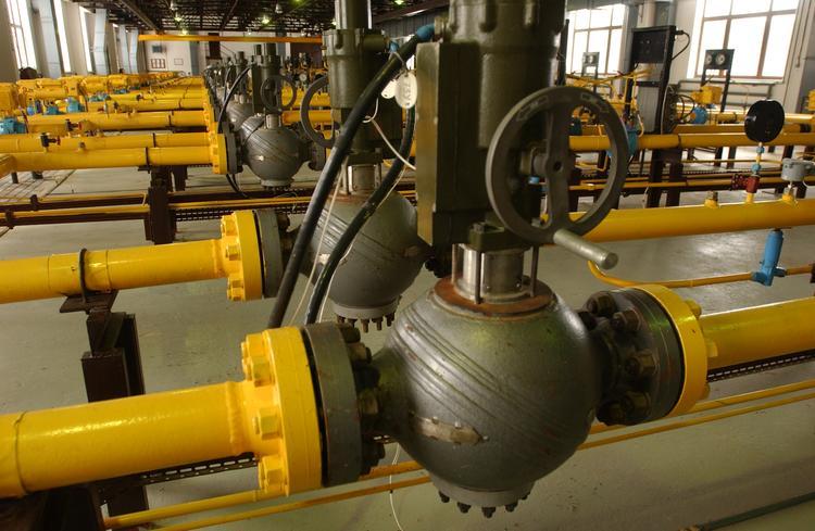 На Украине приступили к отбору газа из подземных хранилиц