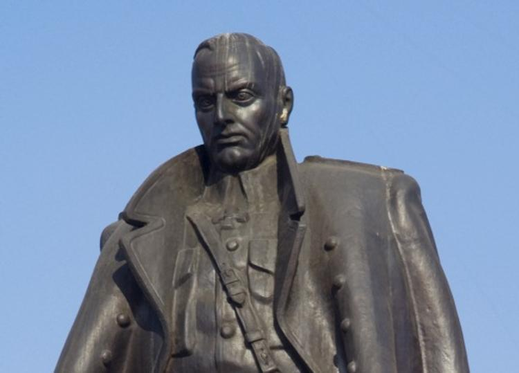 В Петербурге появилась мемориальная доска Колчаку