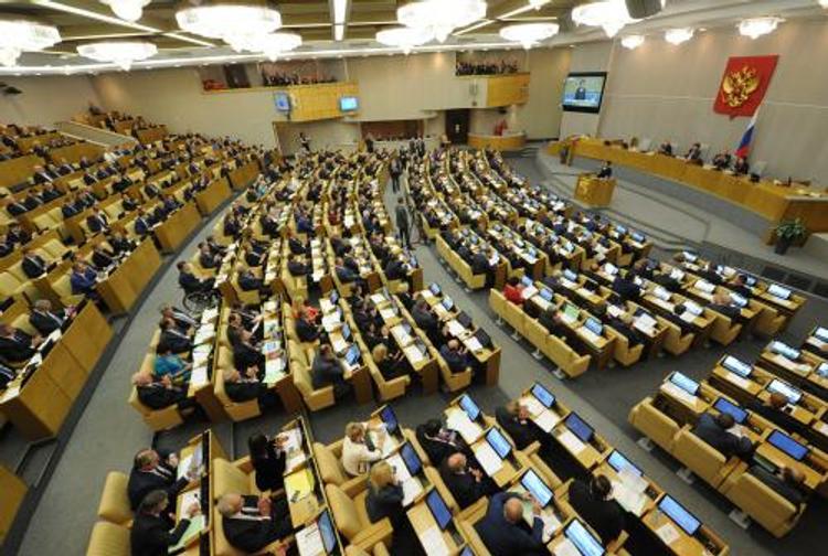 Российскую Госдуму эвакуировали: есть угроза взрыва