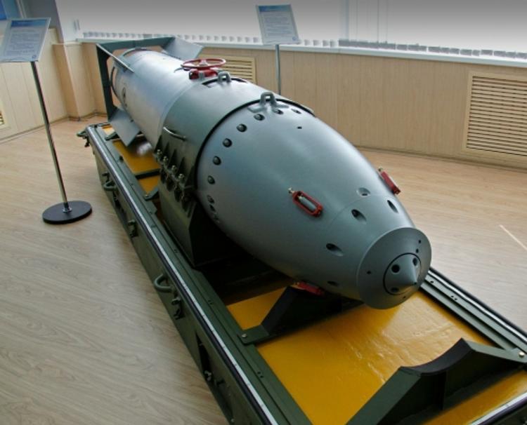 СМИ: У берегов Канады обнаружена атомная бомба 1950 года