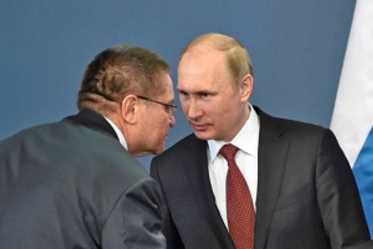 Улюкаев убеждал Путина отказаться от идеи присоединения Крыма