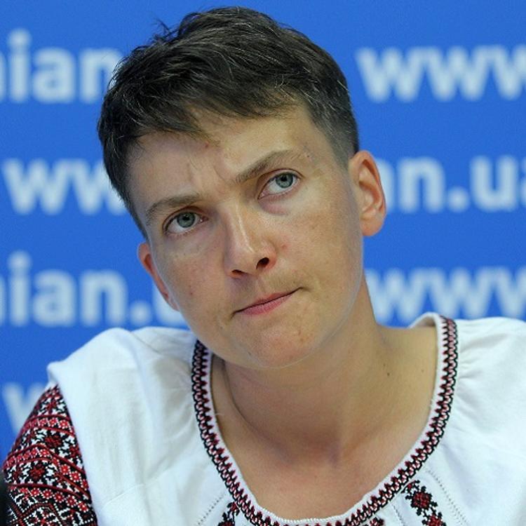 Савченко заявила, что Россия планирует захватить Великобританию