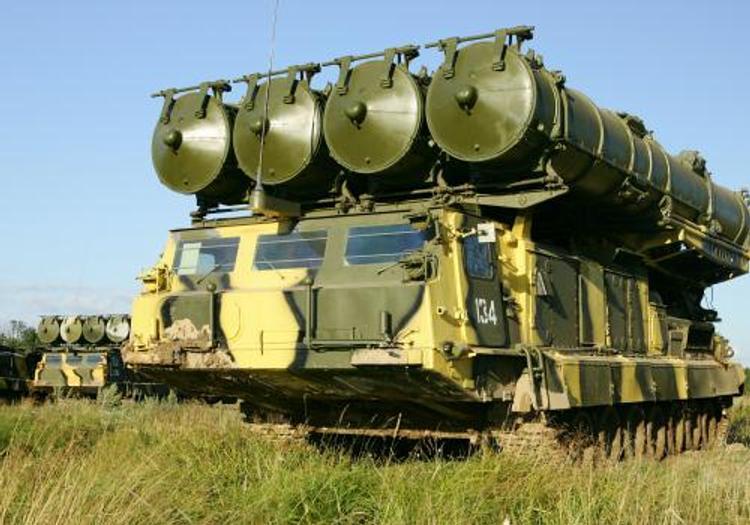 На Камчатке сработали ракетные системы С-400