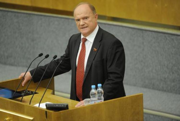 Геннадий Зюганов: принятый бюджет не позволит выполнить поставленные президентом задачи