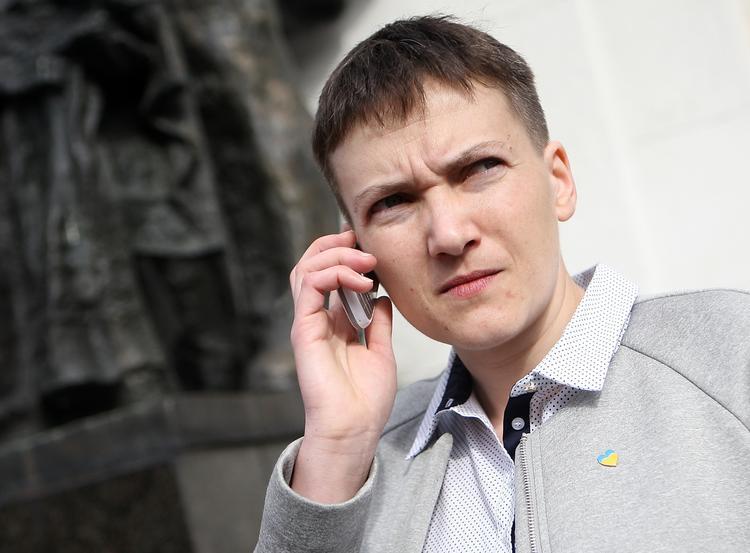 Не дожидаясь исключения, Савченко сама вышла из партии Тимошенко