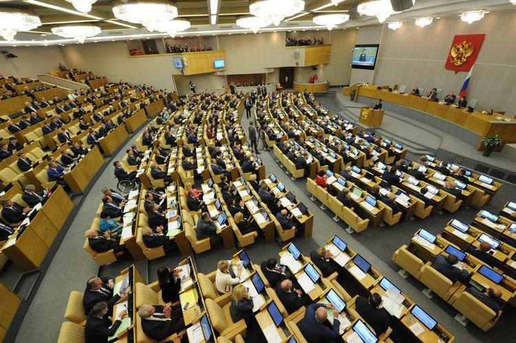 КПРФ: депутаты Госдумы будут заниматься гимнастикой в перерывах