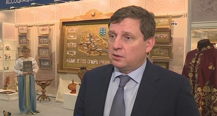 Тверские предприятия стали участниками «Зимней сказки» в московском Экспоцентре