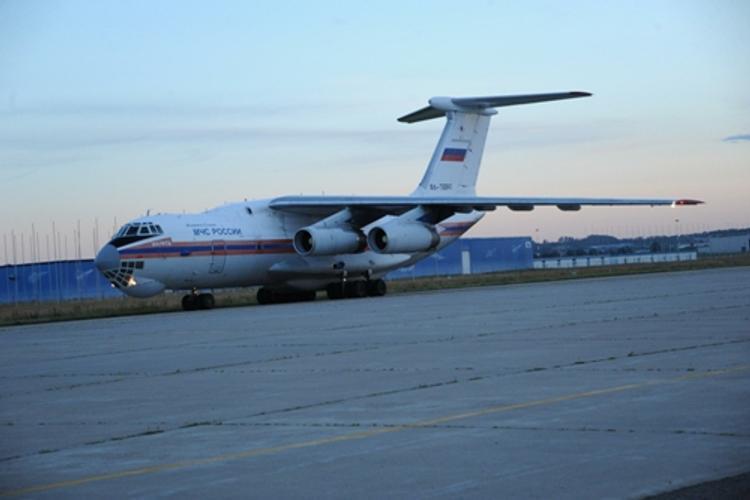 Самолет с останками жертв катастрофы Ту-154 вылетел в Москву