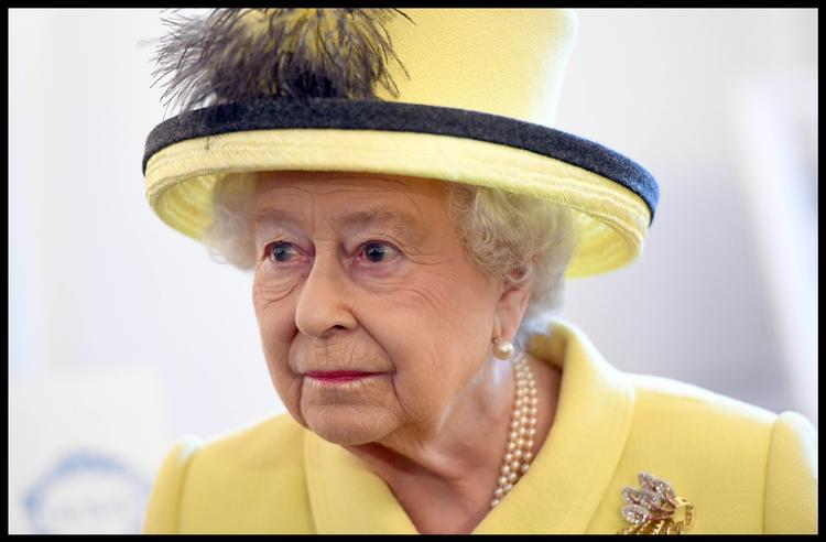 В СМИ появилась информация о смерти Елизаветы II