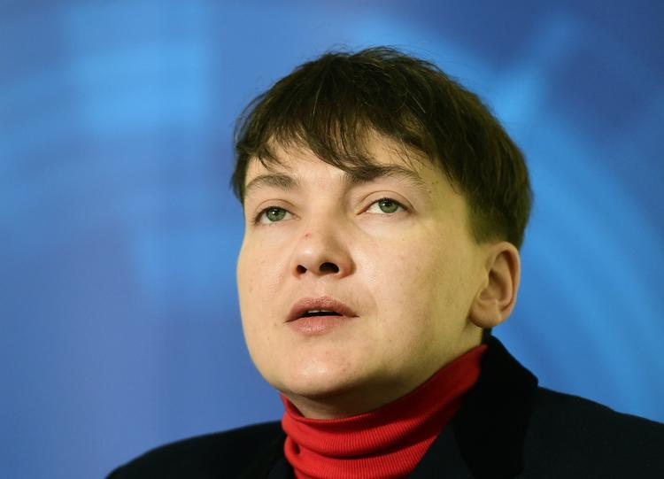 Надежду Савченко могут проверить на госизмену