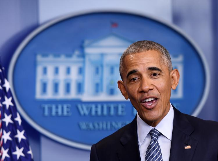 Обама оставил Трампу записку в Белом доме