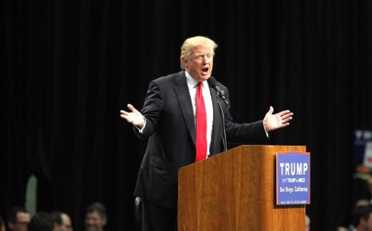 СМИ: инаугурационная речь Трампа стала самой мрачной в истории США