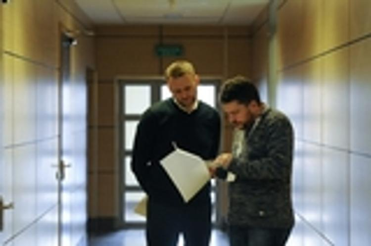 Суд запретил Навальному покидать Киров до конца судебного процесса