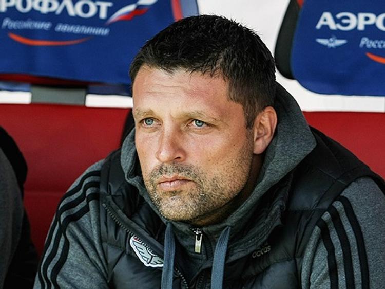 Экс-главный тренер «Локомотива» Черевченко возглавил клуб «Балтика»