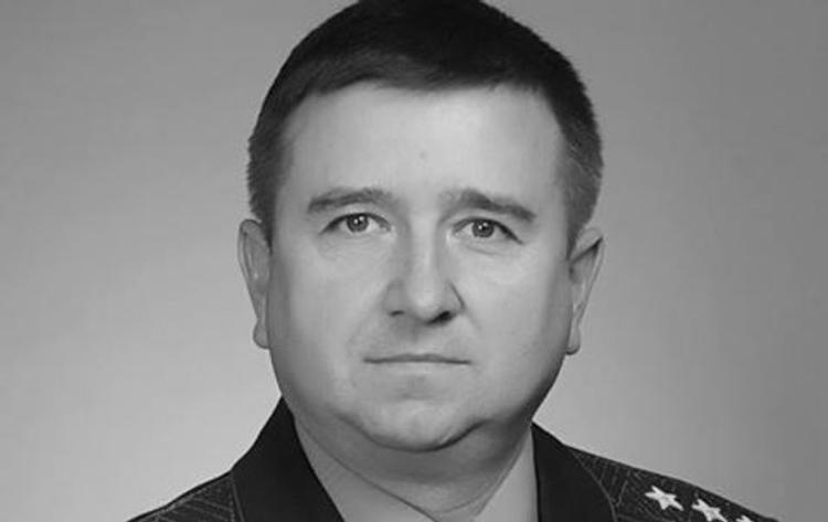 Экс-замглавы Генштаба Украины внезапно умер на работе