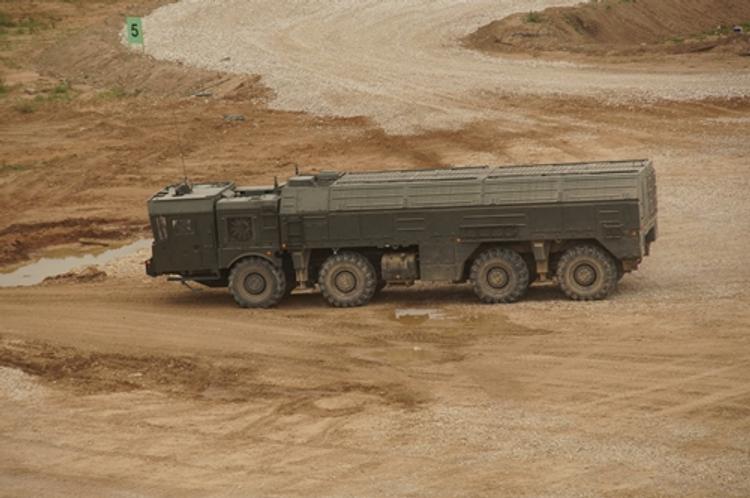 В Ивановской области по тревоге подняты ракетчики