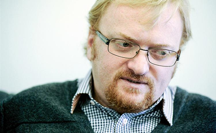 Милонов признался, что ездит в Финляндию покупать санкционную рыбу