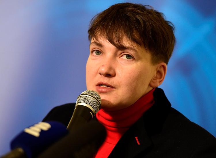 Савченко рассказала об условиях содержания украинских пленных в ДНР
