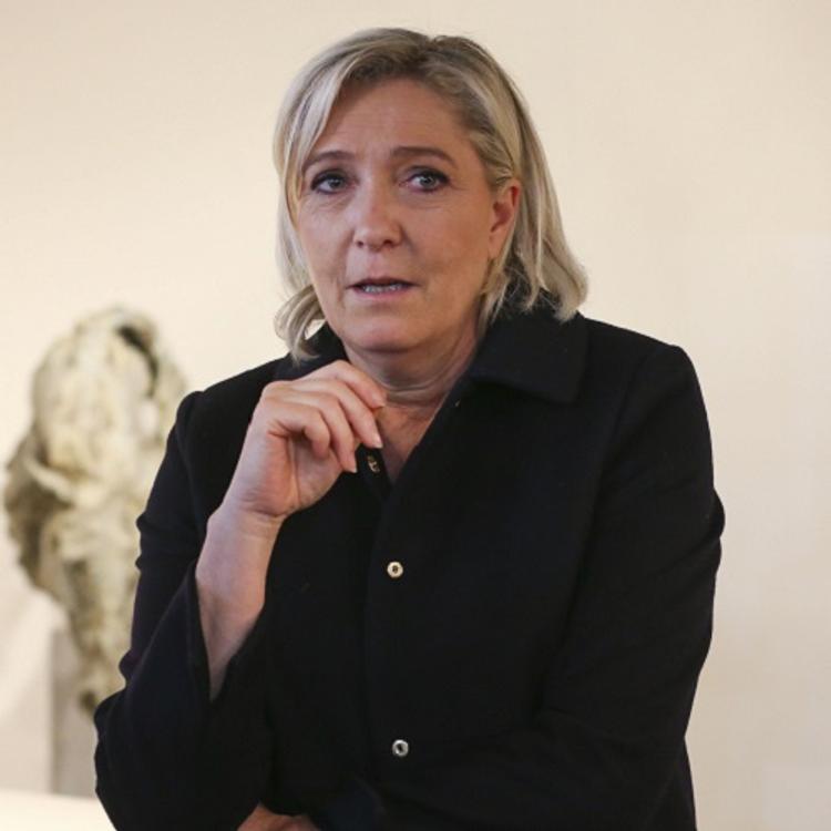 Европарламент лишил Марин Ле Пен парламентского иммунитета
