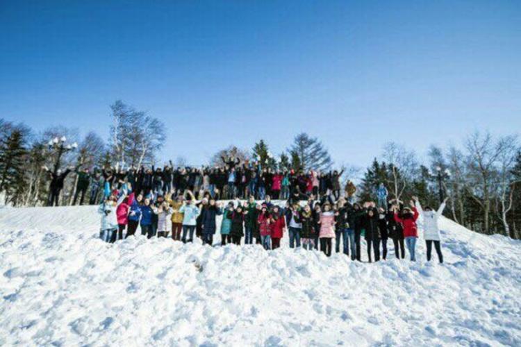 Охинские молодогвардейцы приняли участие в образовательном форуме