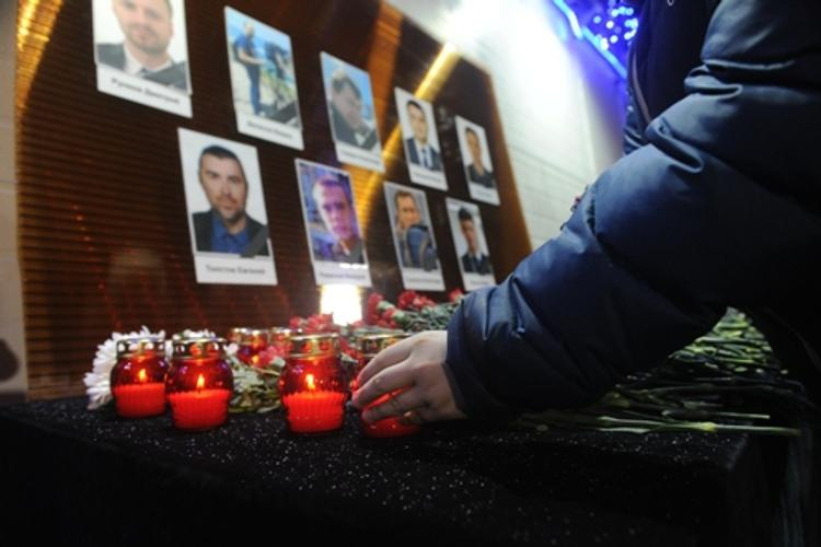СМИ рассказали о странном поведении пилота разбившегося Ту-154