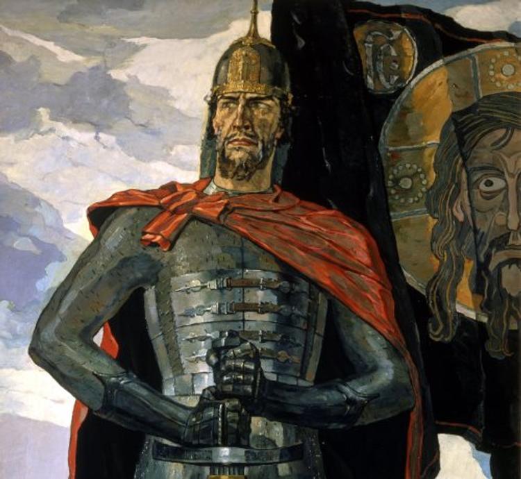 Российский Минкульт предложил снять мультфильм про Александра Невского