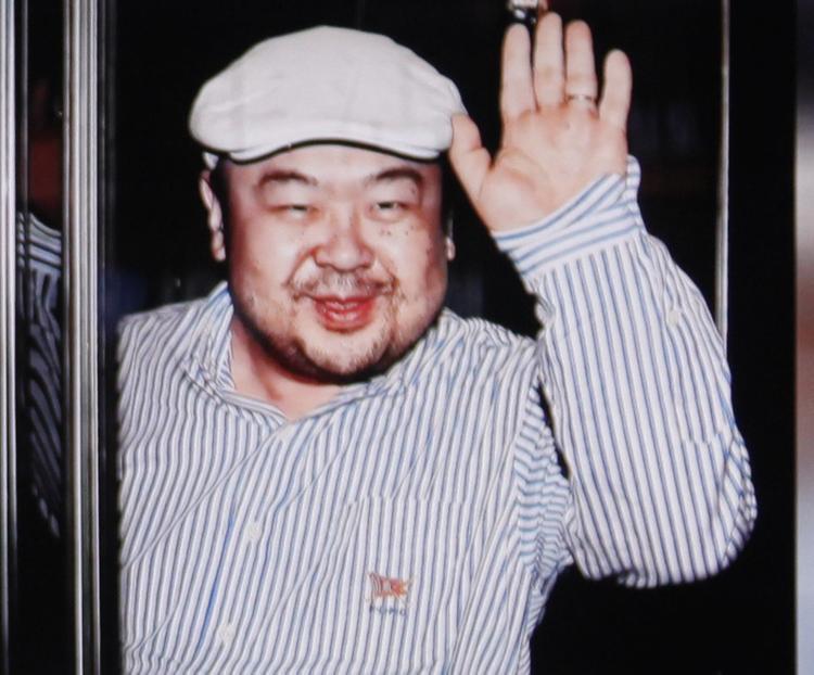 Семья погибшего Ким Чен Нама оставила тело властям Малайзии
