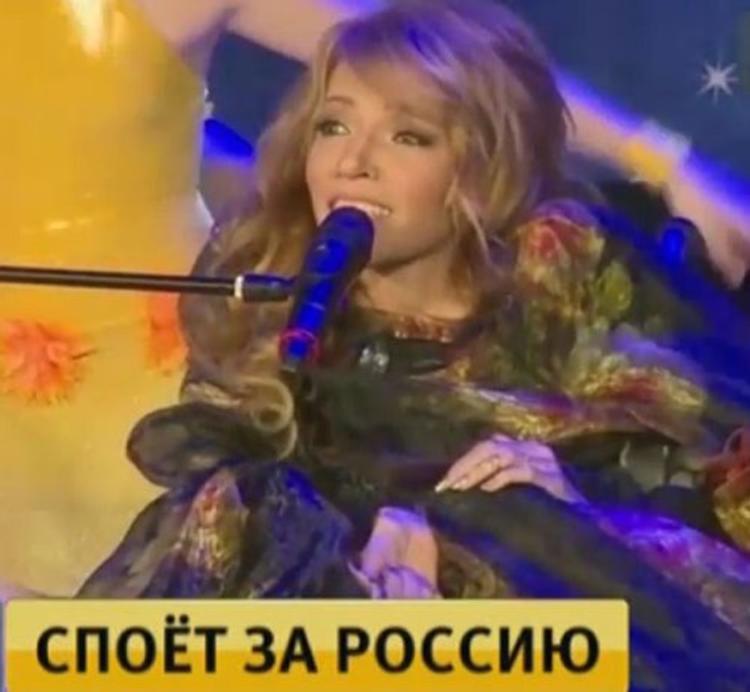 СБУ закрыла границу Украины для певицы Юлии Самойловой