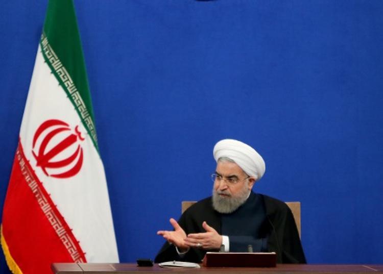 В Москву прибыл президент Ирана