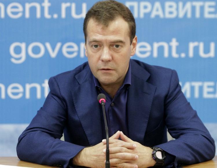 Песков прокомментировал заявления Навального о доходах Медведева