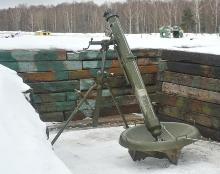 Три бойца ВСУ подорвались на собственном гранатомете в Донбассе