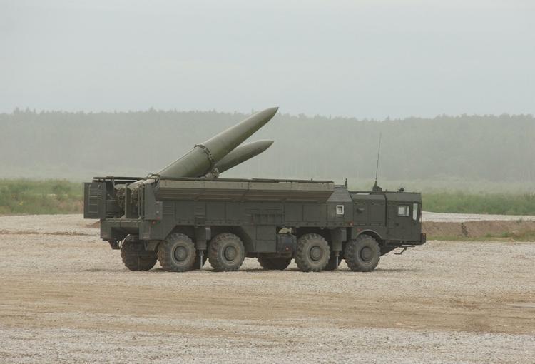 Страны НАТО считают «Искандеры» под Калининградом угрозой своей безопасности