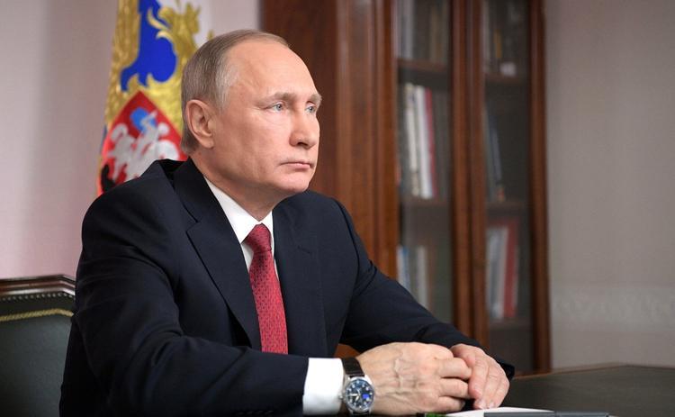 Названо вероятное время проведения «прямой линии» с Путиным