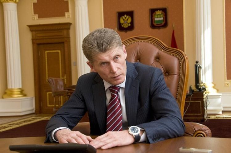 Губернатор  Сахалинской области поблагодарил правоохранителей за  работу