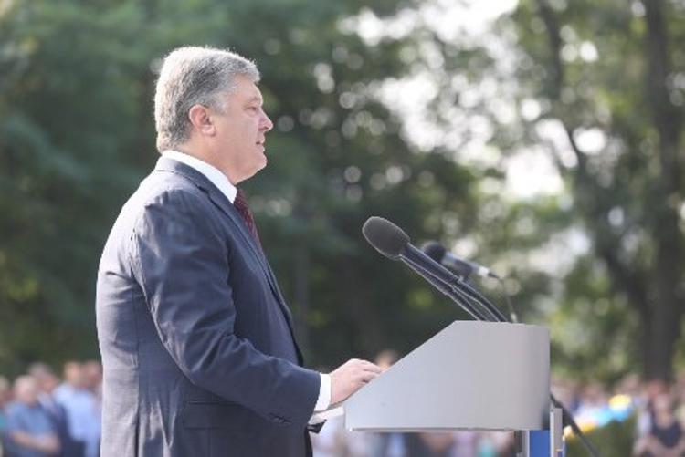 Порошенко заявил, что Украина получила транш от МВФ