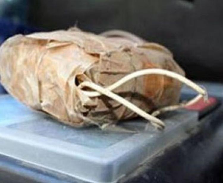 Мощность обезвреженной бомбы составила килограмм тротила