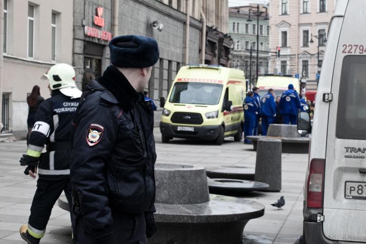Организаторы теракта в петербургском метро могут находиться в Москве