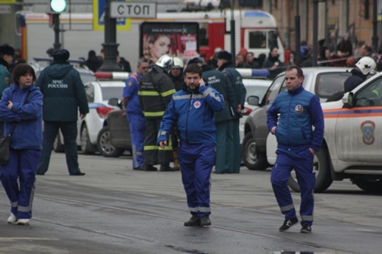 Опубликован список из десяти погибших в теракте в петербургском метро
