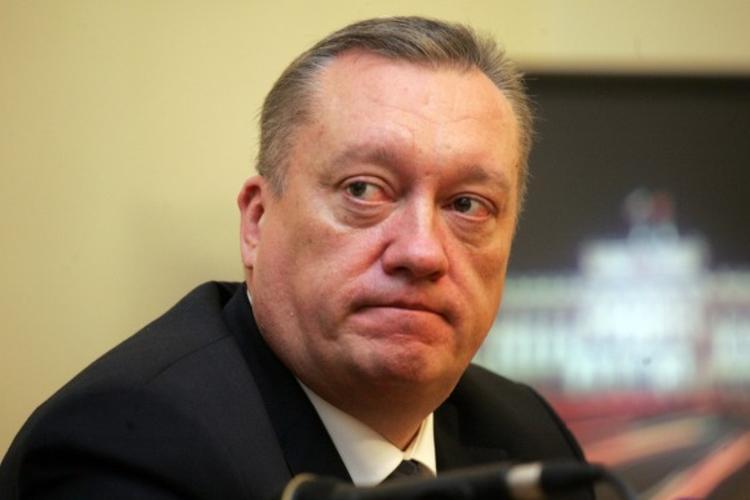 Питерский сенатор Вадим Тюльпанов скончался от неудачного падения в бане