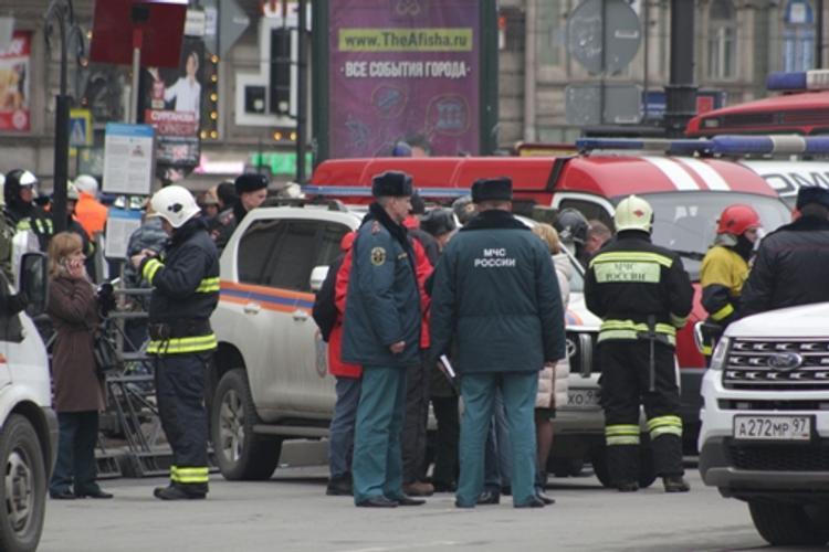 Бомба в петербургском метро могла сработать случайно