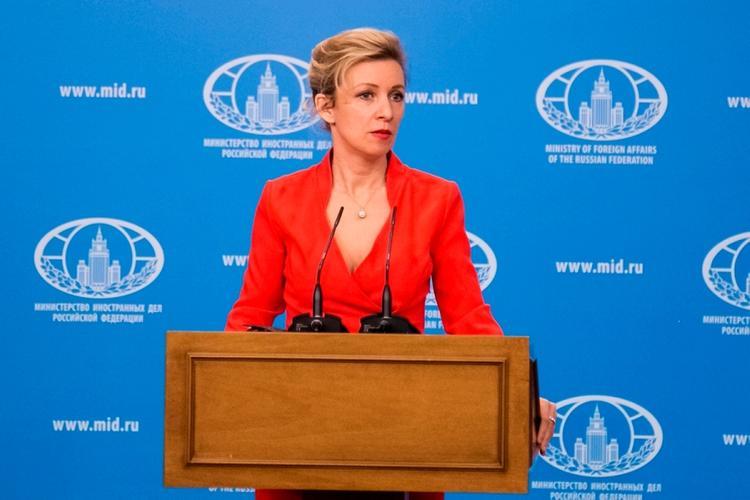 Захарова раскритиковала западные СМИ за освещение теракта в Петербурге (ВИДЕО)