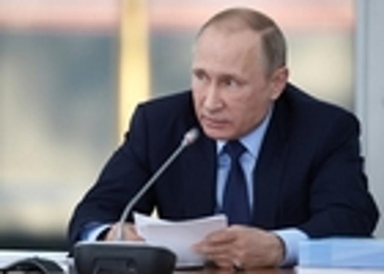 Путин с Меркель и Олланд обсудил взаимодействие против терроризма