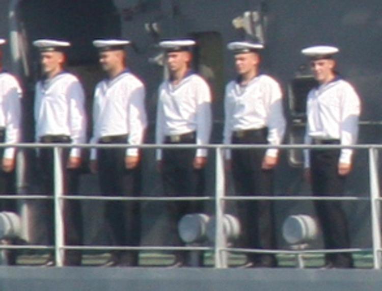 Из порта Новороссийска ушли турецкие военные корабли