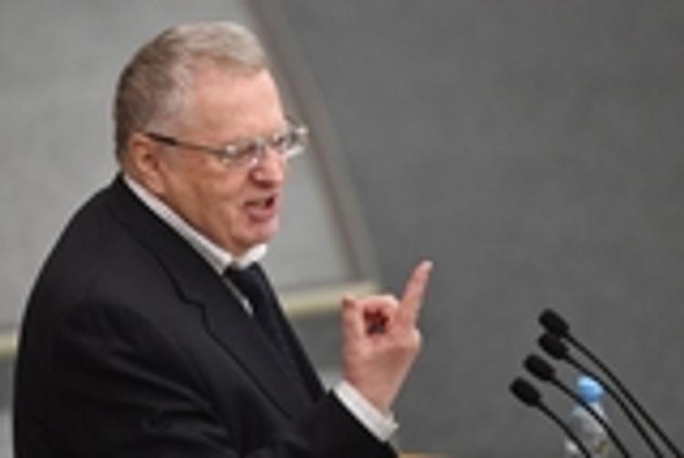 """Жириновский о смертной казни для террористов: """"детский лепет"""""""