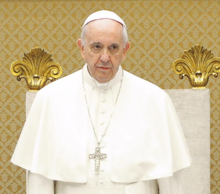 Папа Римский высказался о теракте в Санкт-Петербурге