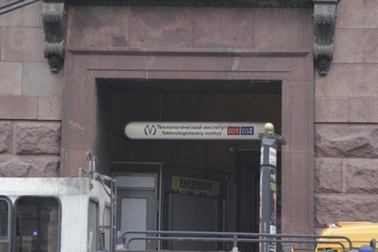 Дежурная по станции петербургского метро рассказала о теракте