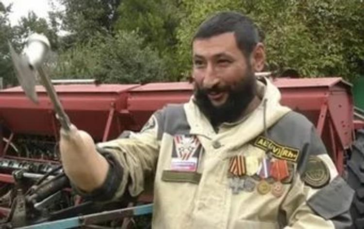 Российский каскадер, воевавший на стороне ополченцев, погиб в Донбассе