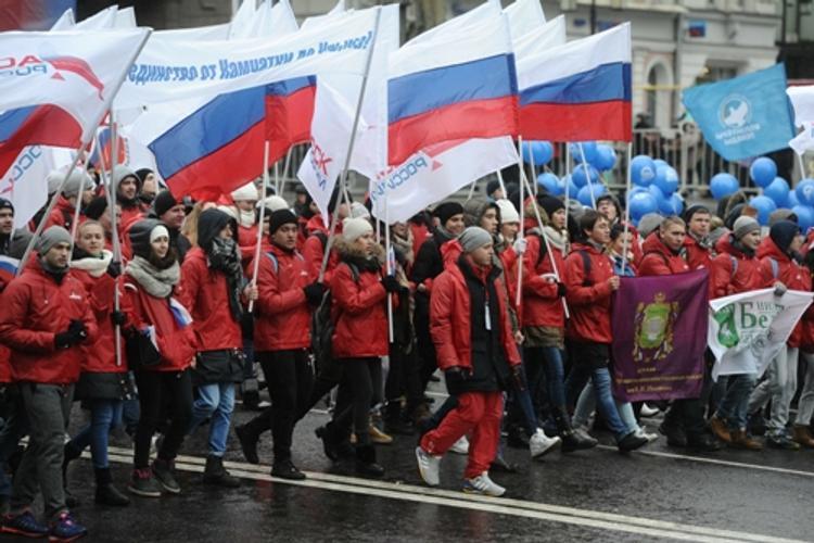 Россияне не верят в повторение революции 1917 года
