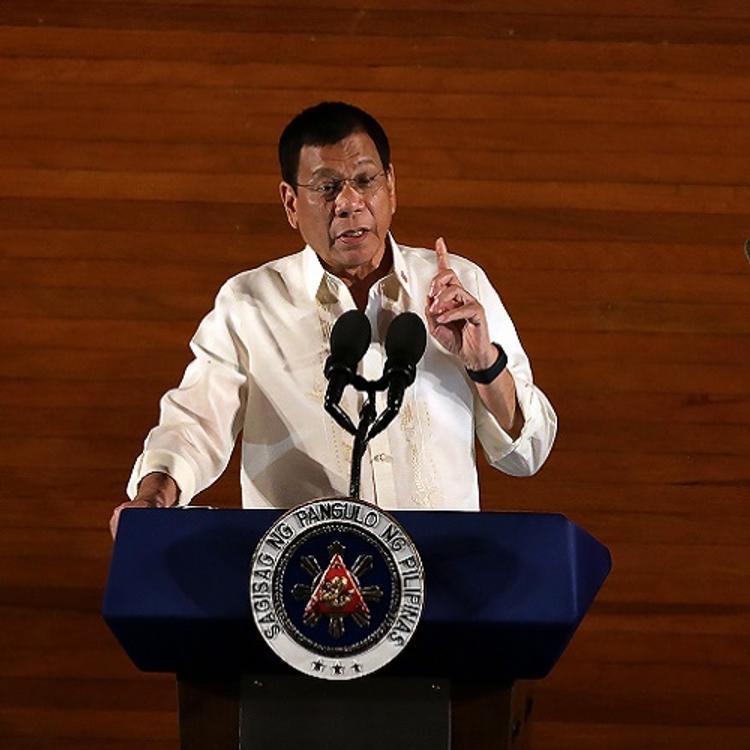 Президент Филиппин Дутерте поддержал супружеские измены